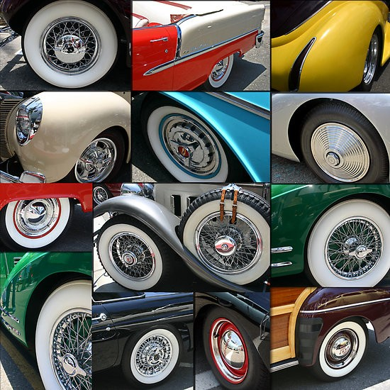 Protect your classic car tires from dry-rot