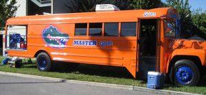 master gator tailgate bus