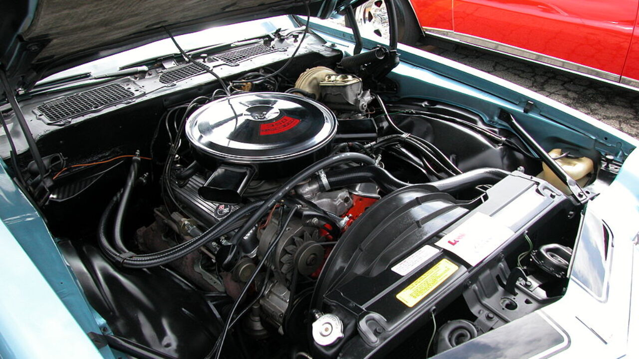Top ten American V8 Engines of All Time | Gold Eagle Co