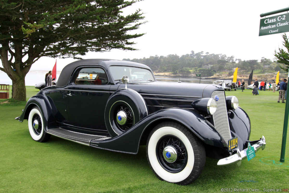 Lincoln Model K Series A History Of Quality Gold Eagle