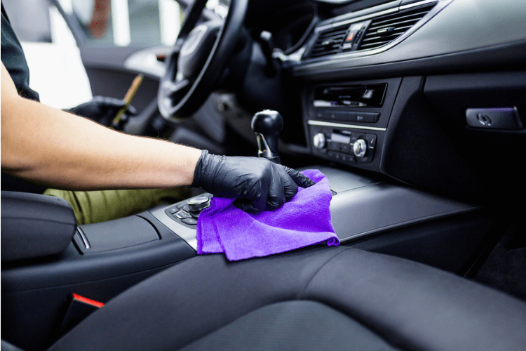 Follow this step-by-step guide to cleaning your car's interior plastic.