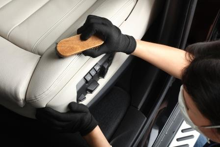 DIY Auto Detailing How To Clean And Remove Vomit That Smell