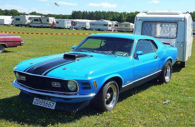 History Of Ford Grabber Blue Gold Eagle