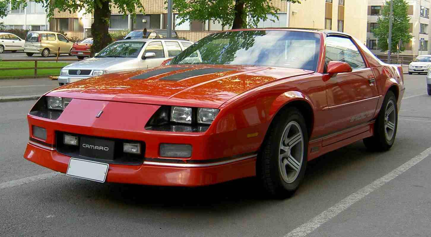 Camaro Vs Firebird Which Pony Car Was Better Gold Eagle
