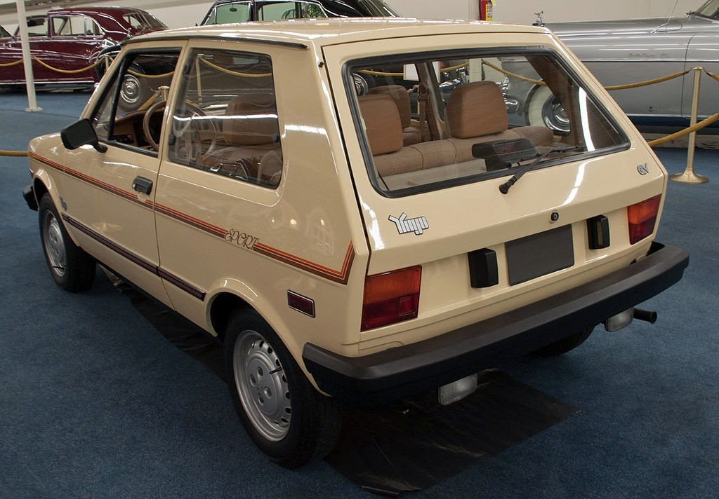 Why Was The Yugo So Bad Gold Eagle