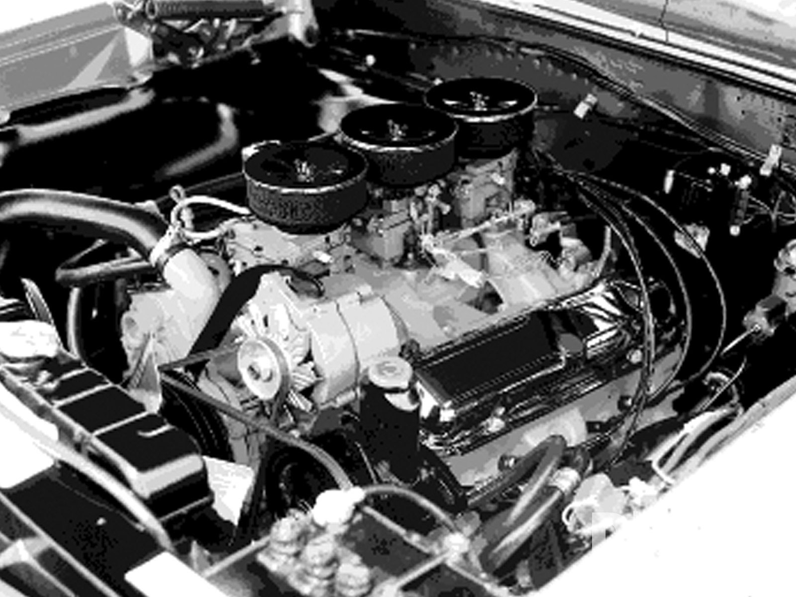 Top 5 V8 Engines From the American Muscle Car Era | Gold