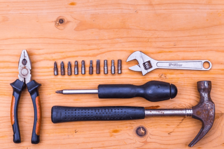 As long as you have the proper tools, gathering the know-how to take care of your home is easy.