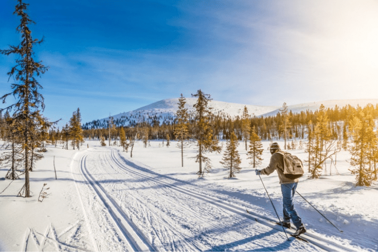 Cross country skiing is the origin of every single iteration of skiing we are familiar with today.
