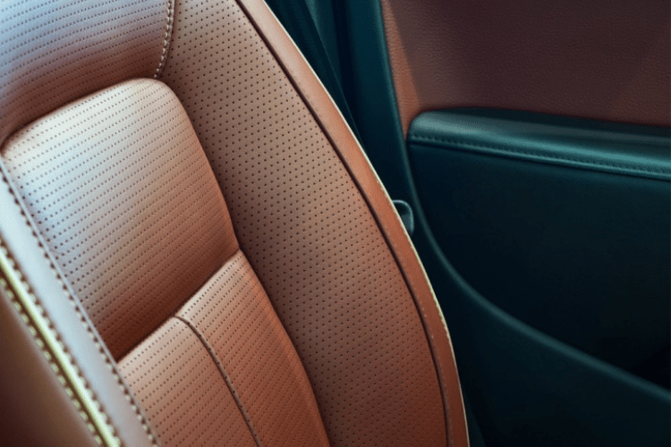 When you have leather in your car, you want to make sure the surface is free of stains, crumbs, lint, and anything else that could reduce its natural beauty.
