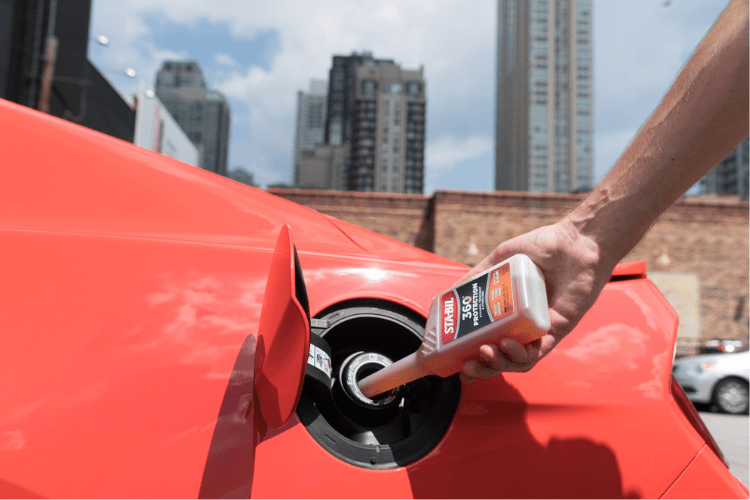 Using STA-BIL 360 Protection can increase the power of your engine.