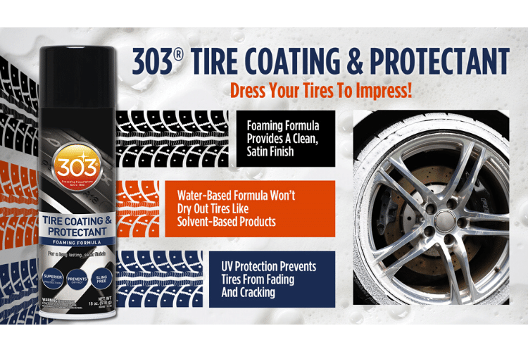 30393 303 tire coating protectant infographic min