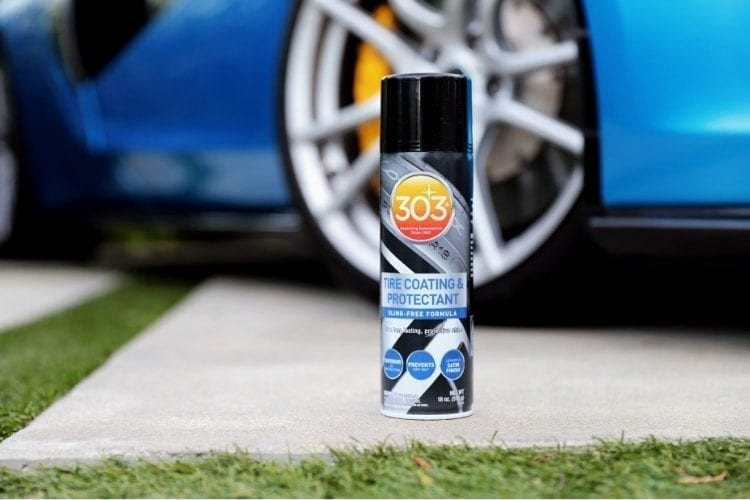 30393_303 Tire Coating & Protectant_Lifestyle