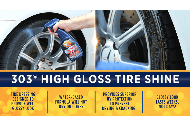 30395csr 303 high gloss tire shine protectant infographic min
