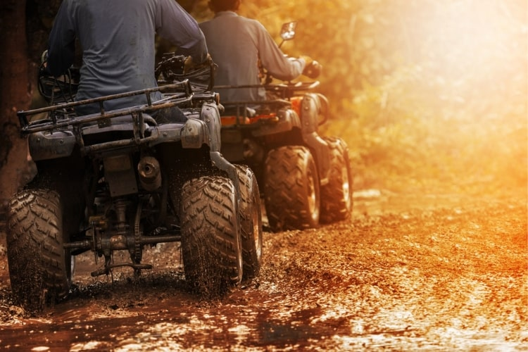 ATV cleaning is important in keeping your ATV well-maintained and up and running for your next outdoor adventure.