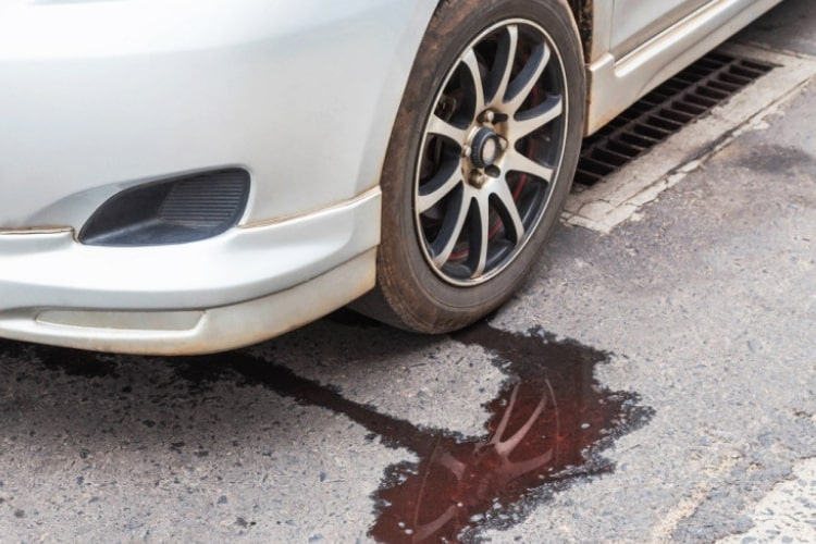 If your transmission fluid has not been changed in a while, it might be time to check under the hood.