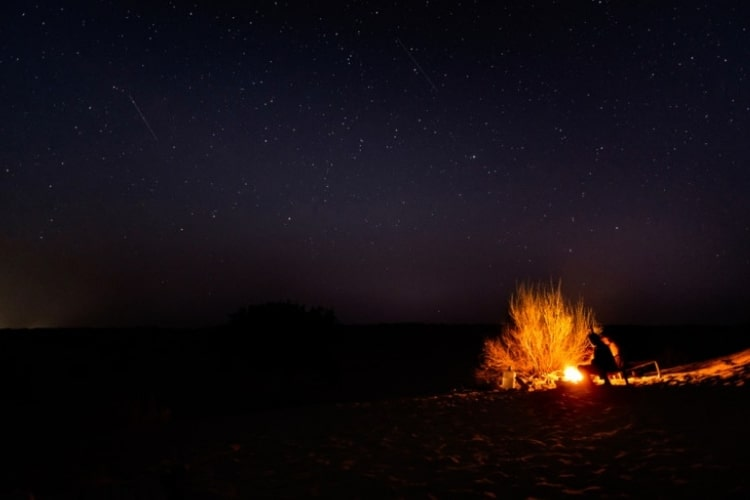 Camping isn't just about where you sleep at night, but also the activities available during the day.