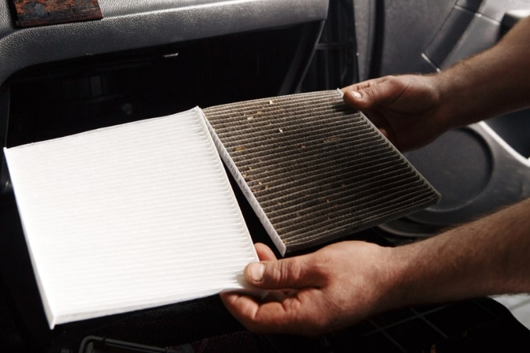 Regular maintenance of your vehicle, including changing the air filter, will prolong the life and save you money.