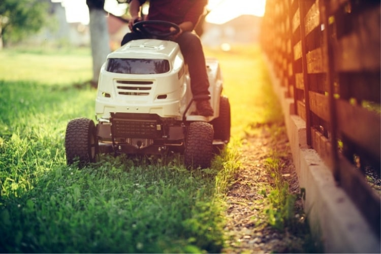 Proper lawnmower maintenance will help keep your lawn care chores manageable.