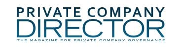 private company director magazine logo