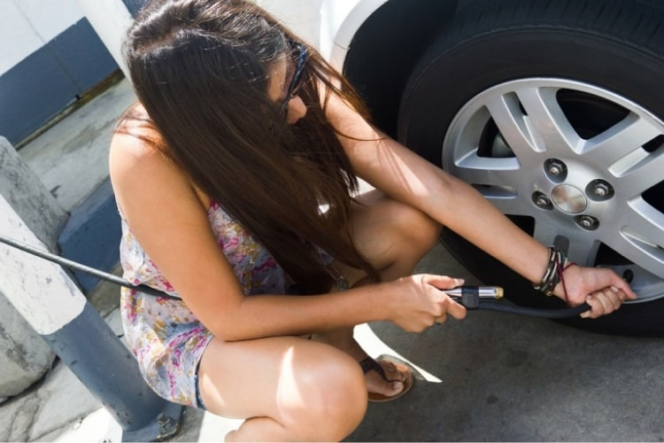 Our guide will help you easily check tire air pressure and keep you on the road.