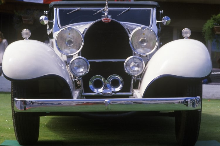 Concours d'Elegance is an annual show each August that brings together automotive enthusiasts from all over the world.