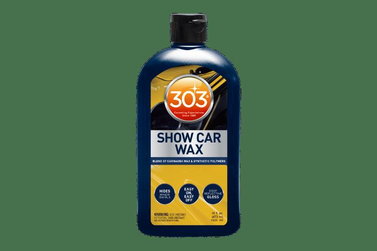 30225 303 show car wax video cover