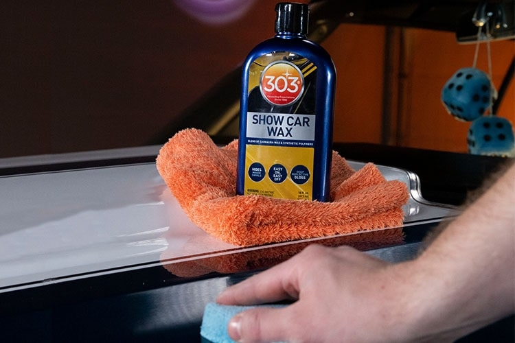 30225 303 show car wax application 4 min