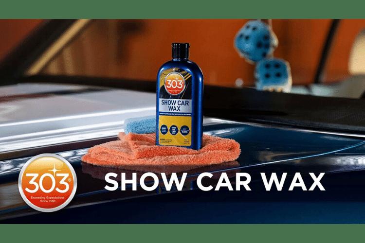 30225 303 show car wax videocover 1 min