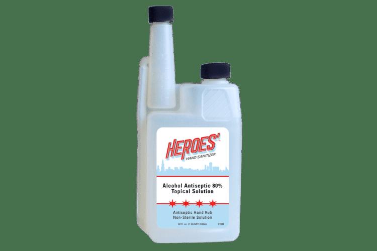 heroes' hand sanitizing rub min