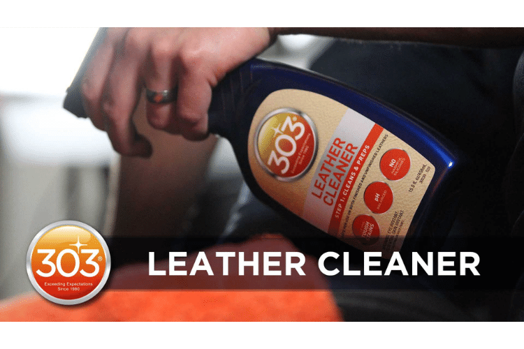 30230csr 303 leather cleaner video cover min