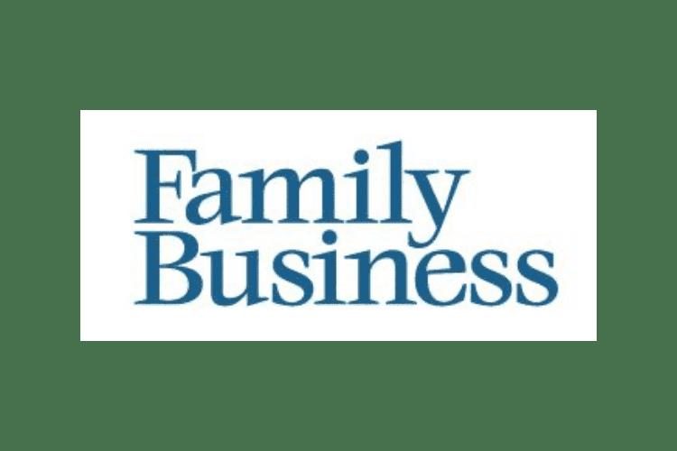 family business magazine logo min