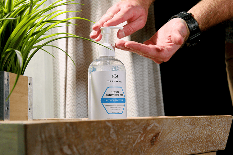 33001 trinova hand sanitizer gel pump min