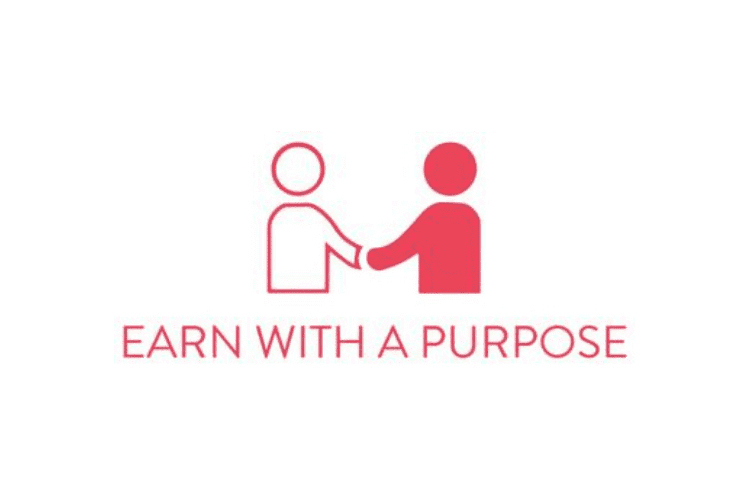 earn with a purpose logo min