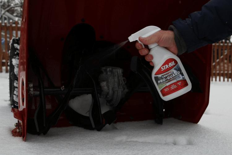 22502csr sta bil ceramic pro guard in use snow blower min
