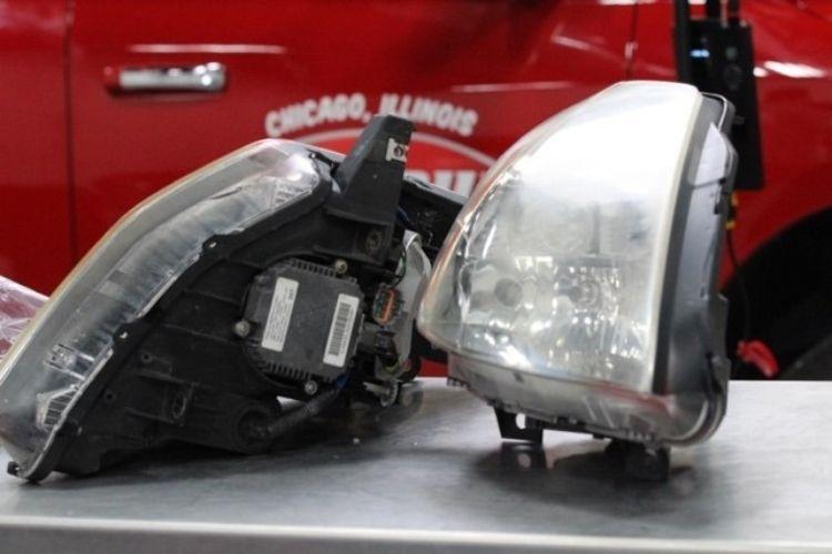 nissan 350z headlights front min