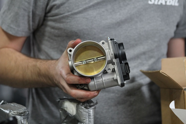new throttle body out of box min