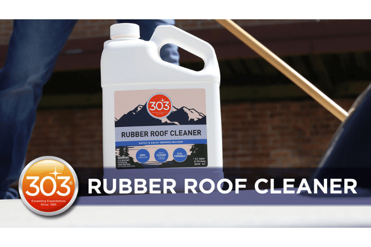 30239 303 rubber roof cleaner video cover min