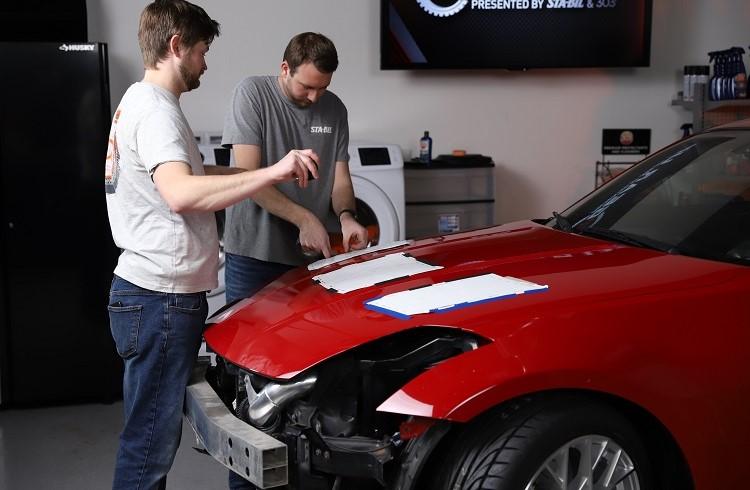 measuring hood vents gaffers tape min