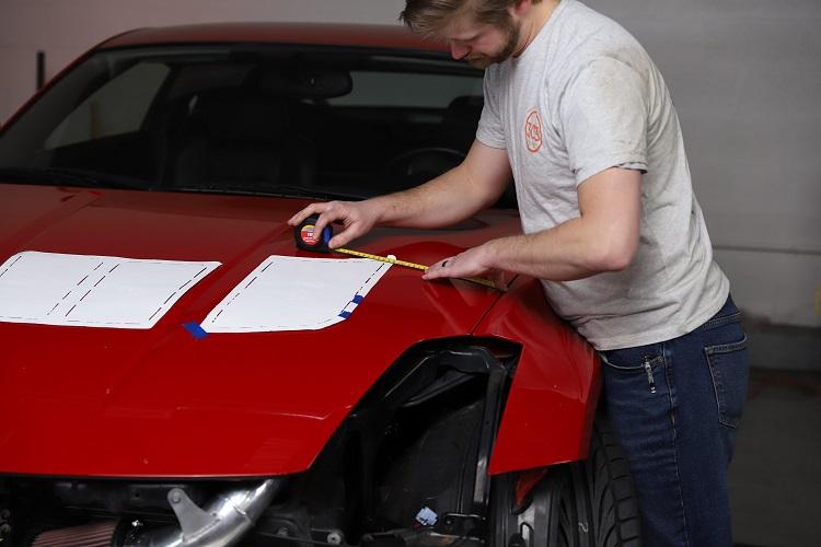 measuring hood vents min