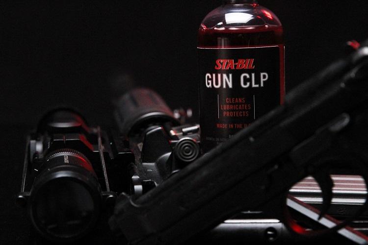 STABIL Gun CLP Dark Bottle Rifle Pistol 00000 min