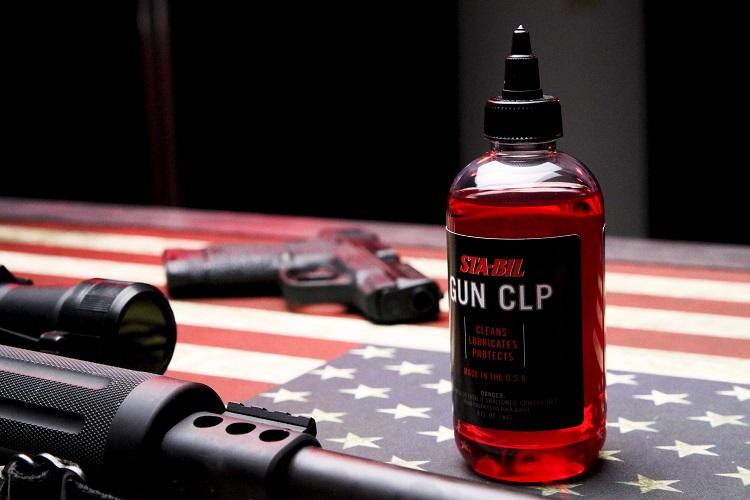 STABIL Gun CLP Flag Bottle Rifle Pistol 00000 min